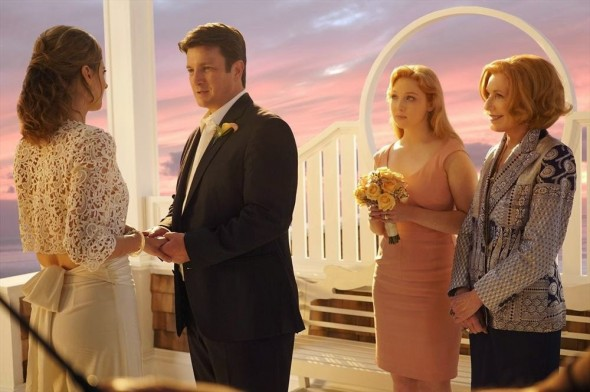 Castle TV show wedding ratings