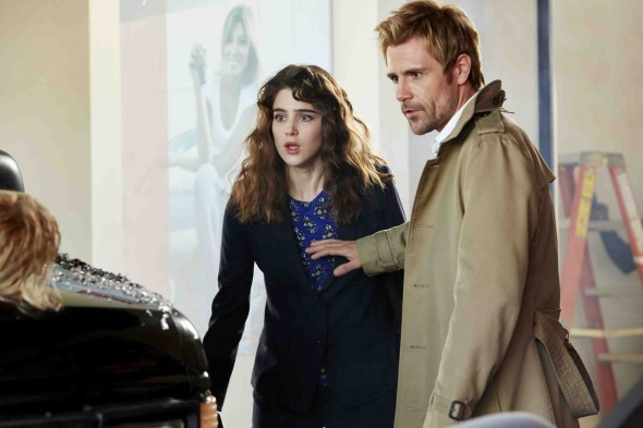 Constantine TV show canceled? season 2?