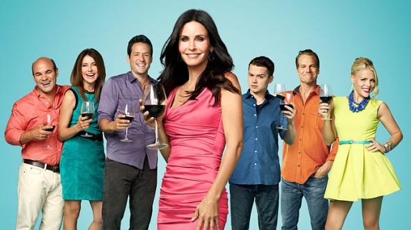 Cougar Town season six on TBS
