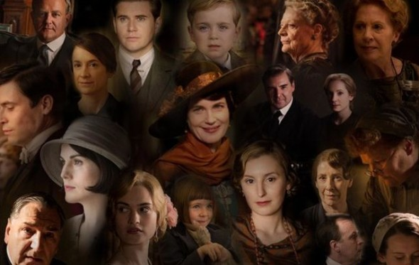 Downton Abbey season six