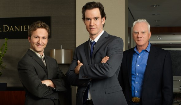 Franklin & Bash TV show canceled