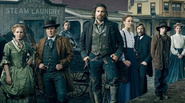 Hell on Wheels TV show renewed and canceled