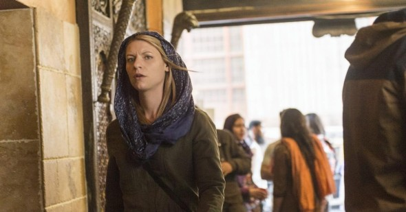 Homeland TV show: season 5
