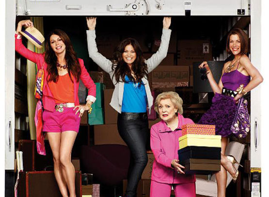 Hot in Cleveland canceled