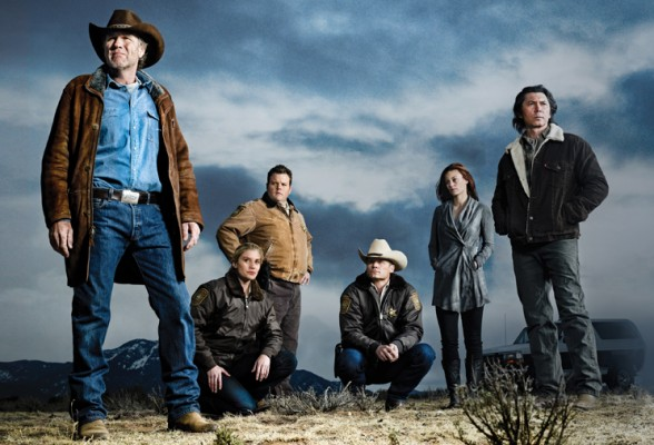 Longmire TV show: season 4?