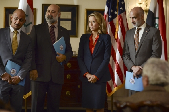 Madam Secretary TV show ratings
