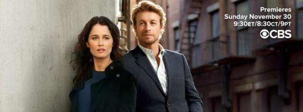 The Mentalist TV show ratings