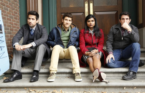 The Mindy Project TV show on FOX