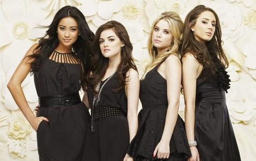 Pretty Little Liars TV show on Freeform (ending, no season 8)