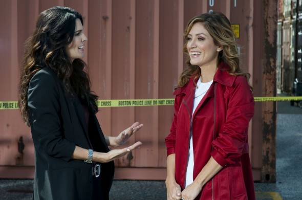Rizzoli & Isles TV show season five