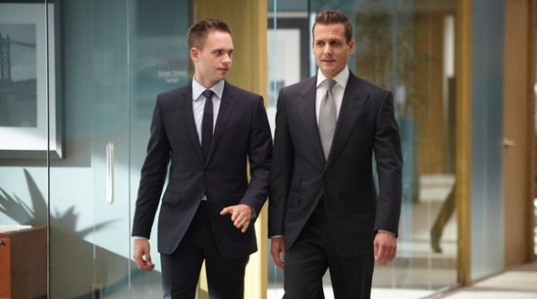 Suits TV show on USA