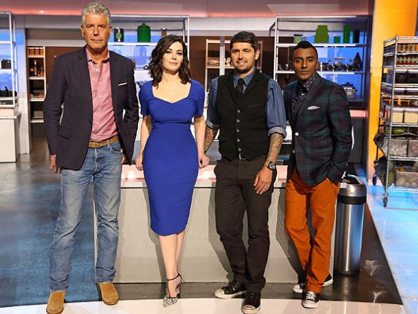 The Taste TV show: season 3