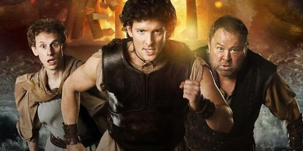 Atlantis TV show on BBC America