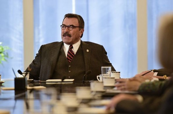 Blue Bloods TV show on CBS ratings