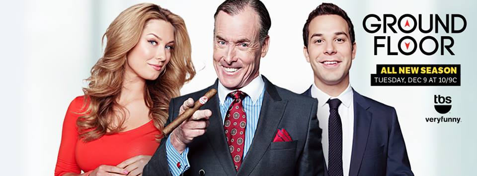 Ground Floor Show Tbs Latest Ratings Cancel Renew