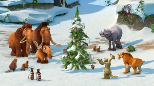 Ice Age: A Mammoth Christmas ratings