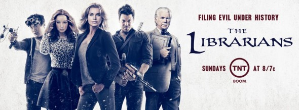 The Librarians TV show on TNT: cancel or renew?