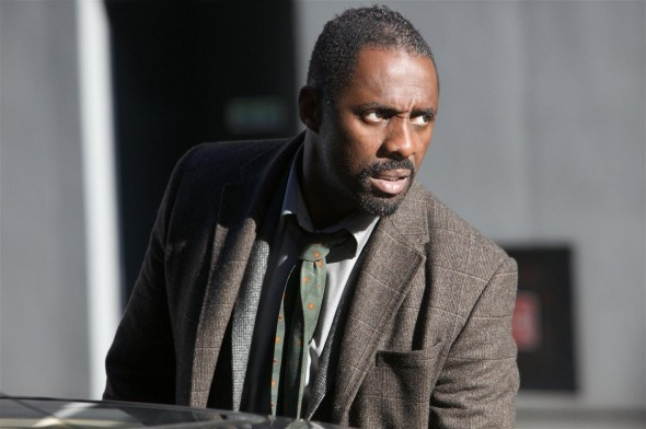 Luther TV show on BBC America