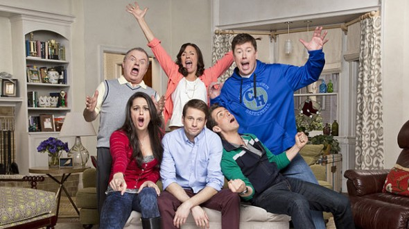 The McCarthys TV show on CBS