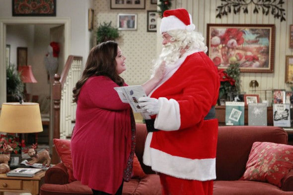 mike molly tv show ratings - 2014 Christmas Shows On Tv