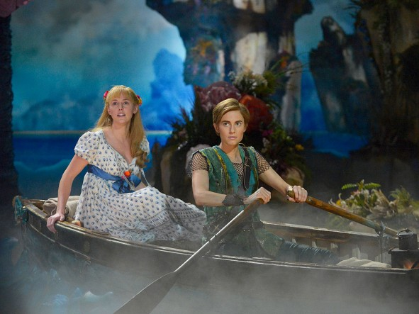 Peter Pan Live! on NBC