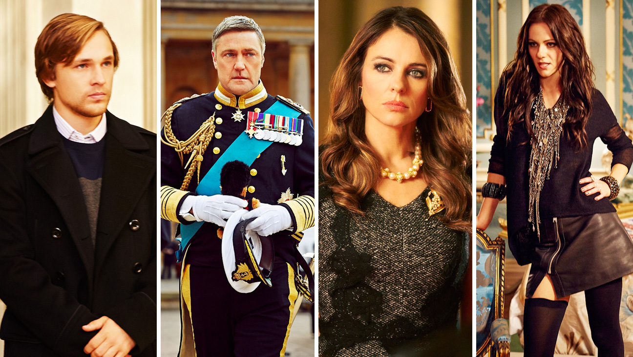 The Royals TV show on E! to debut