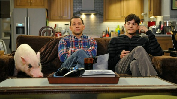 Two and a Half Men series finale