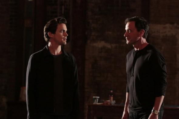 White CollarTV show last episode reunion movie