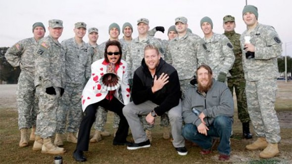 WWE Tribute to the Troops TV show ratings
