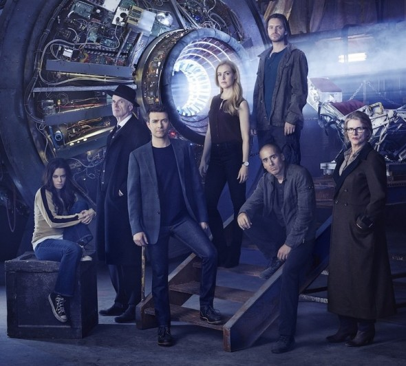 12 Monkeys TV show on Syfy: canceled or renewed?