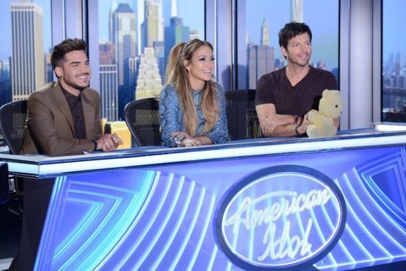 American Idol TV show ratings