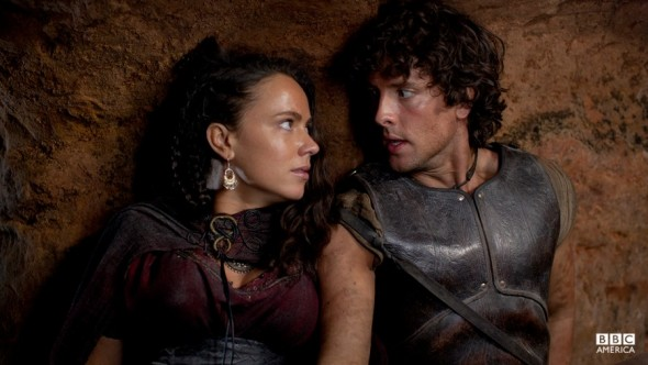Atlantis TV show on BBC America: cancelled, no season 3