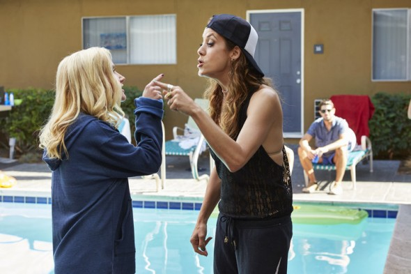 Bad Judge TV show (cancelled) ratings