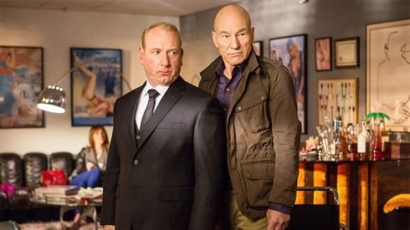 Blunt Talk TV show on Starz