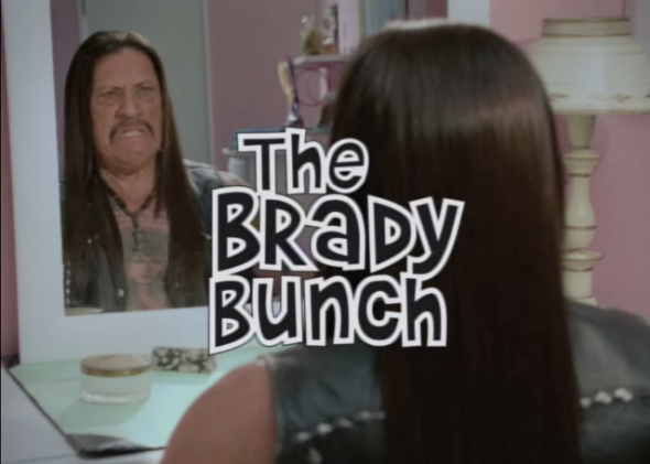 Brady Bunch TV show Snickers ad