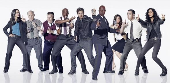 Brooklyn Nine-Nine TV show on FOX: season 3