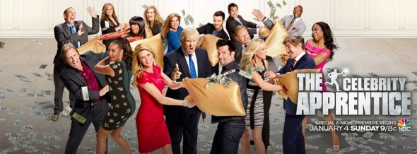 Celebrity Apprentice TV show ratings: cancel or renew?