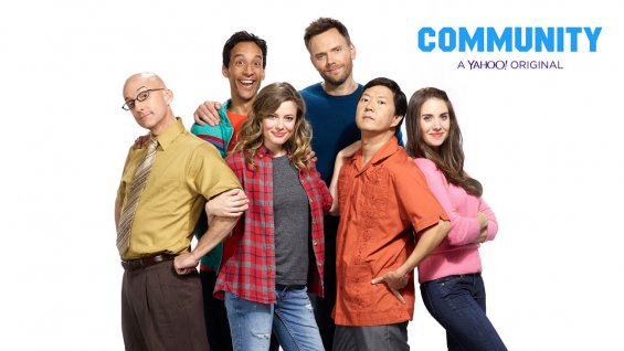 Community TV show on Yahoo Screen