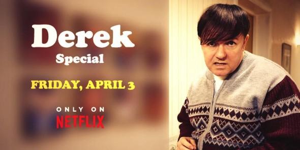Derek TV show ending special