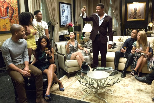Empire TV show on FOX: season 2