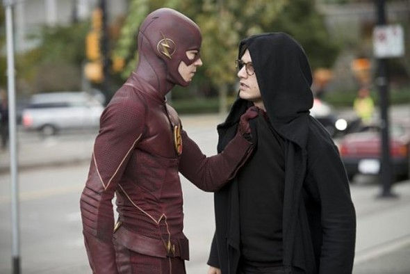 The Flash TV show ratings