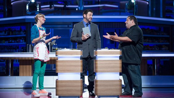 Food Fighters TV show season 2 on NBVC