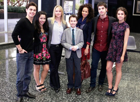 The Fosters TV show on ABC Family season 3