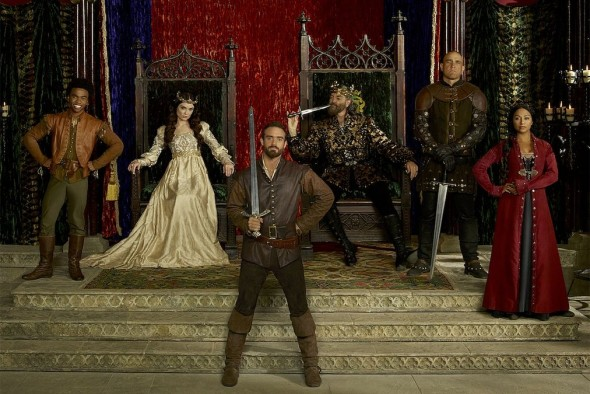 Galavant TV show on ABC (canceled or renewed?)