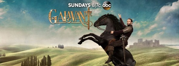 Galavant TV show on ABC ratings: cancel or renew?