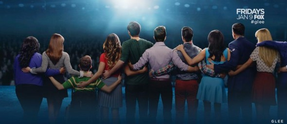 Glee TV show on FOX: final season ratings