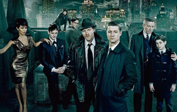 Gotham TV show on FOX: season 2