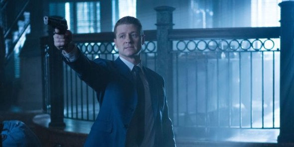 Gotham TV show on FOX ratings (cancel or renew?)