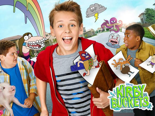 Kirby Buckets TV show on Disney XD: season 2