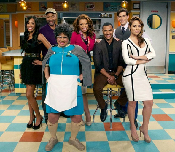 Love Thy Neighbor TV show on OWN: cancelled or renewed?
